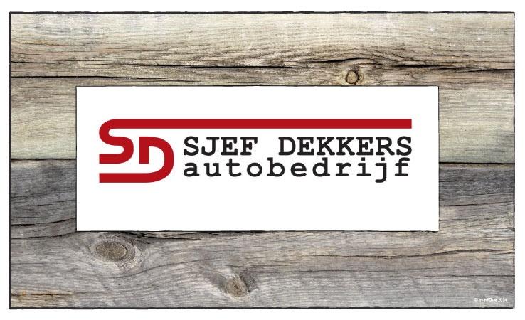 Sjef Dekkers logo