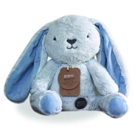 Knuffel konijn Bruce O.B. Designs blauw