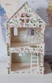 Poppenhuis modulair Rose Garden