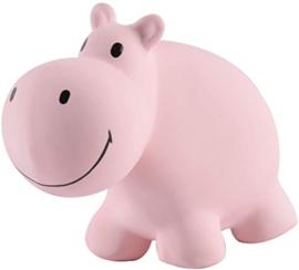 Tikiri bijt- en badspeelgoed met rammelaar nijlpaard