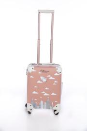 City koffer rose - Pellianni