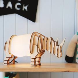 Lello kids Lumico lamp rhino neushoorn