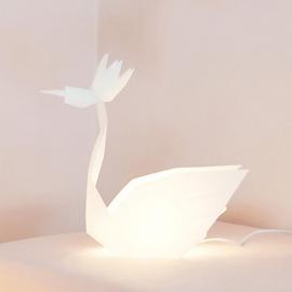 Lellokids Lumico Swan lamp wit