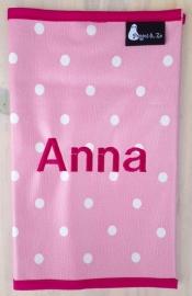 luiermapje Anna (geborduurde naam!)