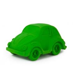 OLI & CAROL - Carl de auto groen bijtspeeltje badspeeltje