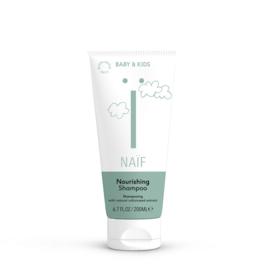 Naïf nourishing shampoo baby en kids