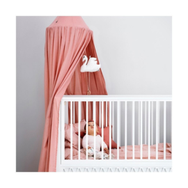 CamCam bedhemeltje Kinderbed - Dot Old Rose - oudroze