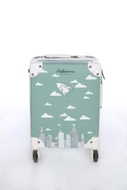 Reiskoffertjes van Pellianni