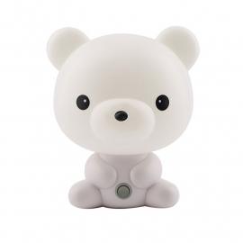 Lamp - Panda zwart wit cute panda