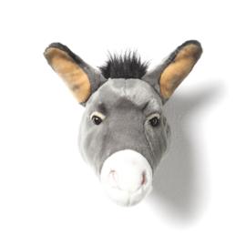 Wild & Soft  dierenkop ezel francis