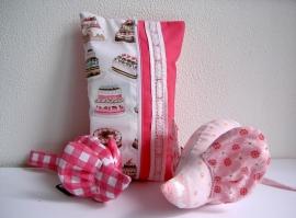 """kraampakket """"pink"""""""