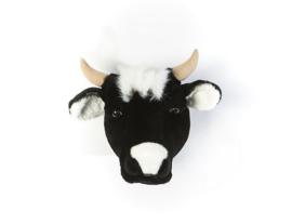 Wild & Soft  dierenkop koe