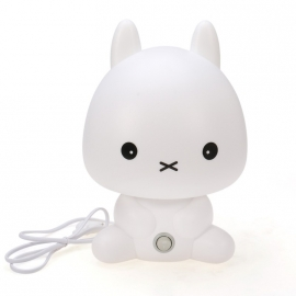 kinderkamer Lamp - Konijn wit