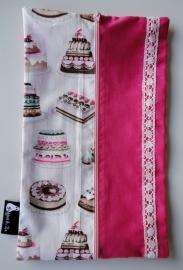 """Luier etui """"sweet pink"""""""