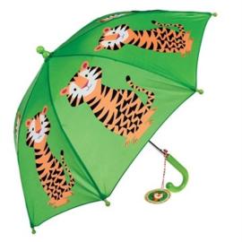 Rex London paraplu tijger