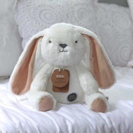 Knuffel konijn Beck Bunny O.B. Designs BigHugs wit
