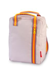Engel. rugzak medium zipper 2.0 pink