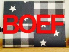 "Canvas ""Boef"""