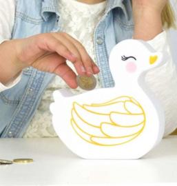 A little lovely moneybox eendje Duck