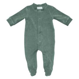 Boxpakje Corduroy Sage Green - Witlof for kids - maat 50/56