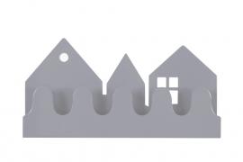 Roommate village kapstok grijs