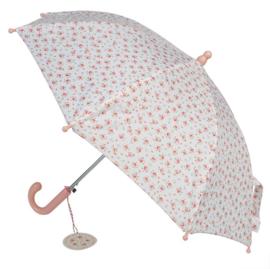 Rex London paraplu petit rose