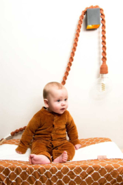 Boxpakje Corduroy Hazel Brown - Witlof for kids - maat 50/56