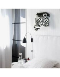 Wild & Soft  dierenkop zebra Daniel