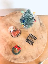 poppenhuis setje voor kerst (VOORDEEL!)