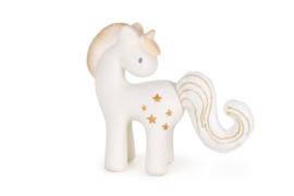 Tikiri bijtspeelgoed met belletje Tikiri eenhoorn shining stars