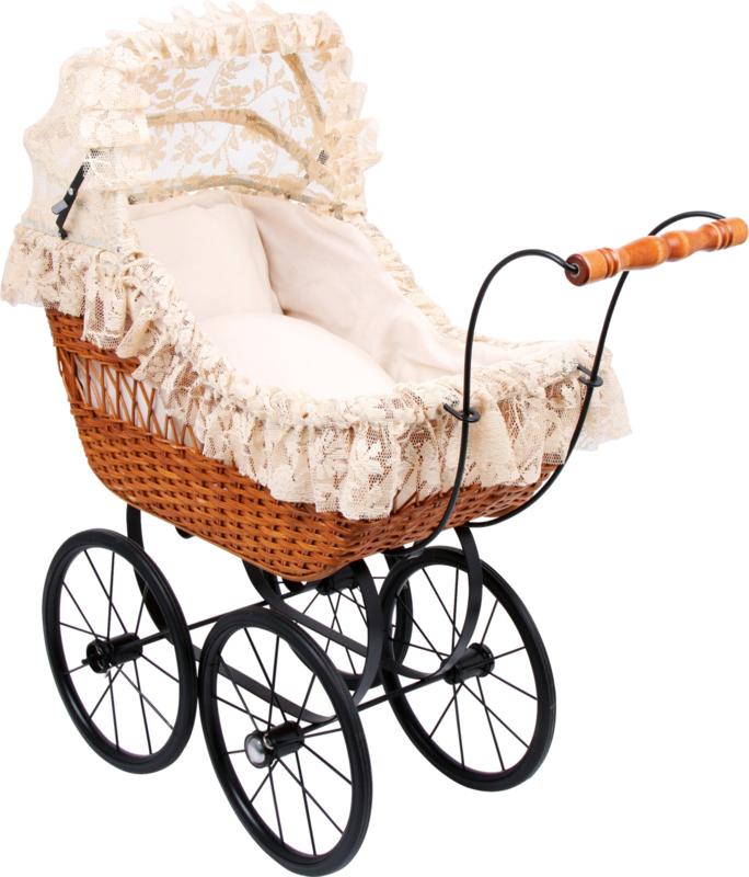 Poppenwagen Cornelia