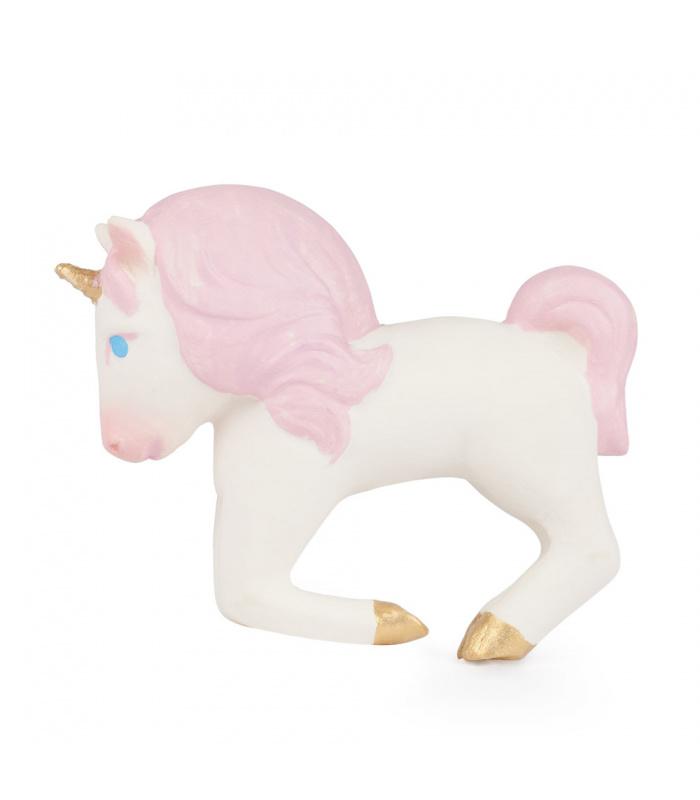 OLI & CAROL - armband bijtspeeltje badspeeltje Stacey the unicorn