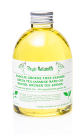 Jasmin - Green tea bath oil 250 ml