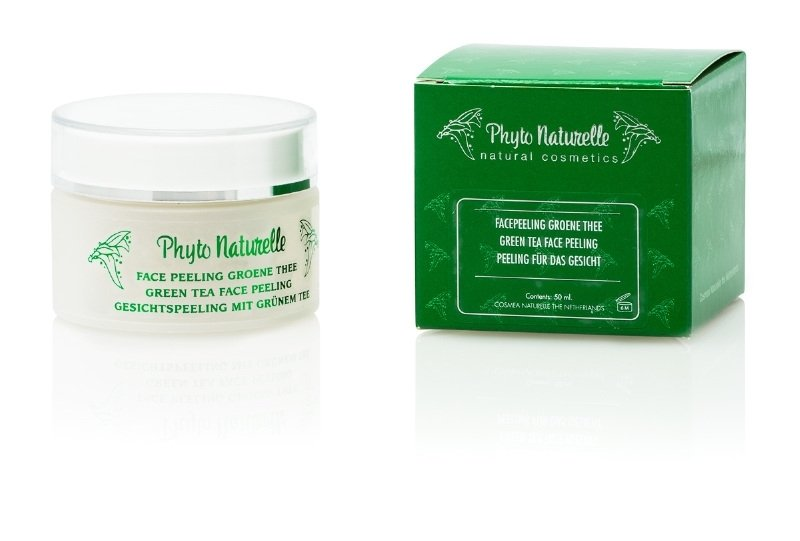 Green tea face peeler 50 ml