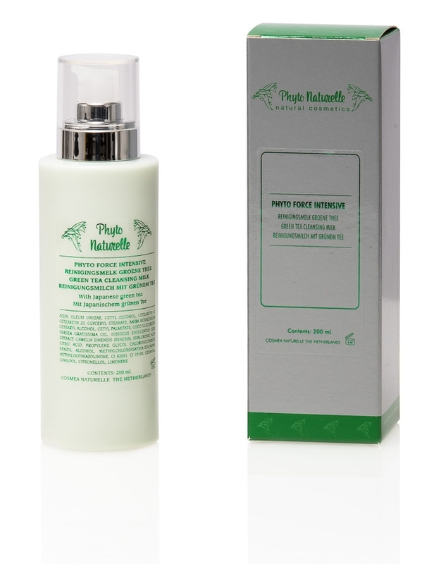 Phyto Force Intensive reinigingsmelk 200 ml