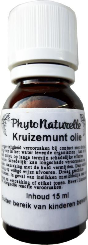 Geurolie Kruizemunt  15 ml