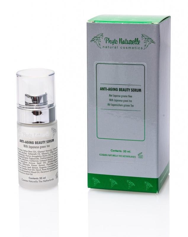 Green tea Anti Aging serum 30 ml