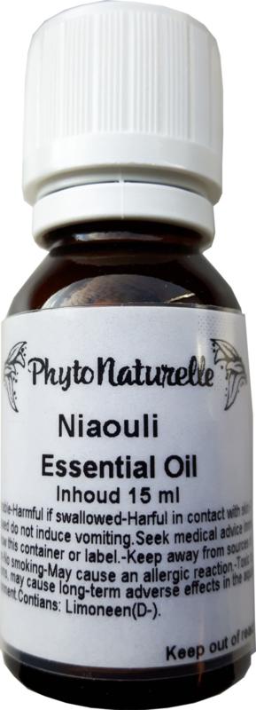 Geurolie Niaouli 15 ml