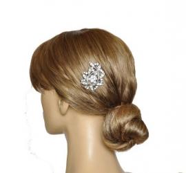 Vintage Inspired Wedding Haarkam