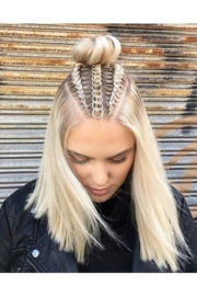 Hair Rings Zilver