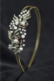 Vintage Feel Haarband Oud Goud