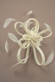 Pretty Bride Hair Comb Ivoor