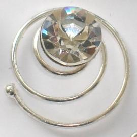 Swirl Crystal 6 st