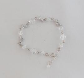 Takjes Armband Zilver