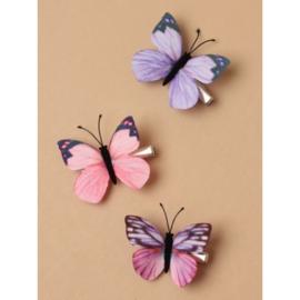Haar Vlinders 3 st