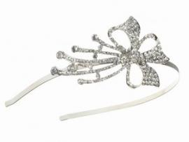 Kristallen Strik Haarband