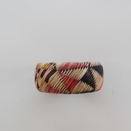 Brede Rieten Armband