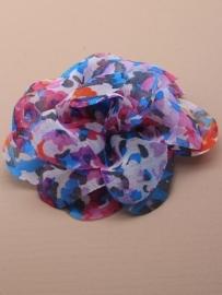 Decoratieve Bloem Blauw