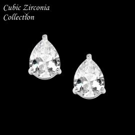 Cubic Zirconia Oorsteker