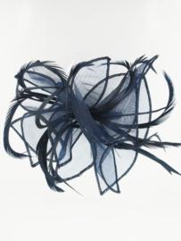Blauwe Hair Comb